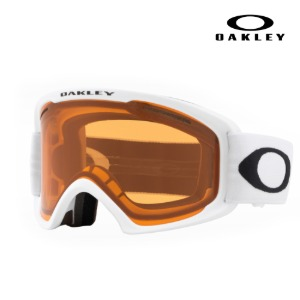 [OAKELY] 2021 오클리 스키고글 O FRAME PRO 2.0 XL  MATTE WHITE / PERSIMMON & DARK GREY